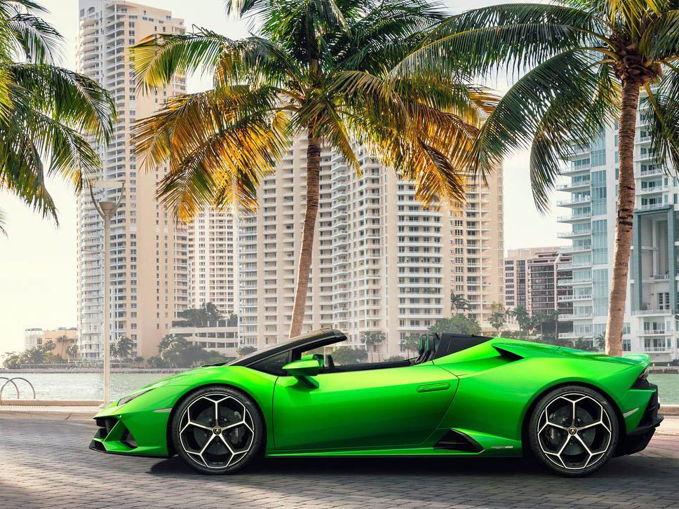Here\u0027s a Highly Unexpected Variant of the Lamborghini