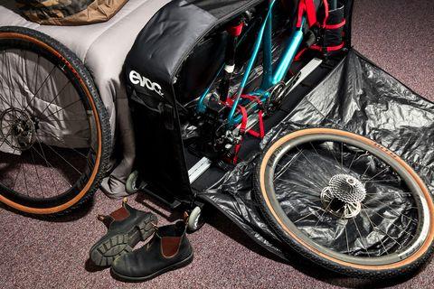 bolsas de viaje para bicicletas