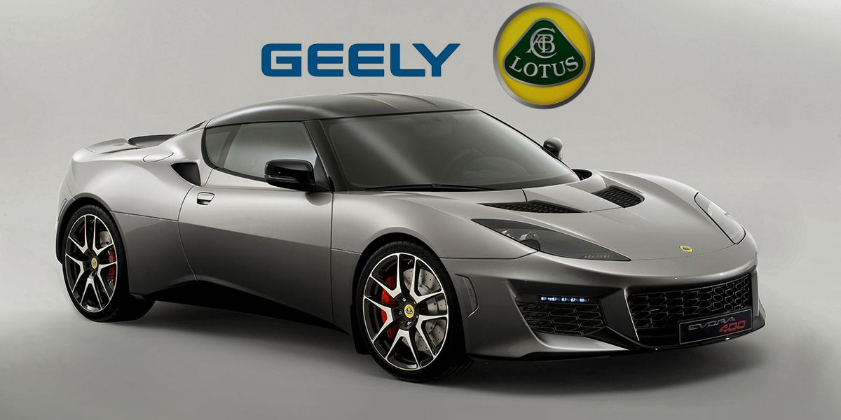 Lotus Is About To Enter A Golden Age With Geely Its New Chinese