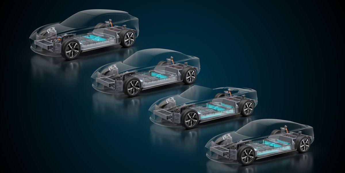 Italdesign y Williams unen fuerzas para crear una plataforma modular para eléctricos