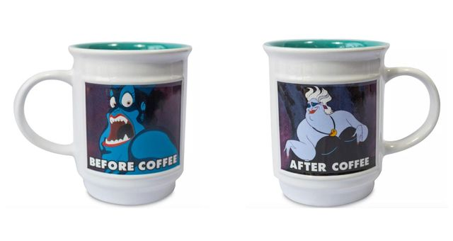 ursla mug before and after coffee images