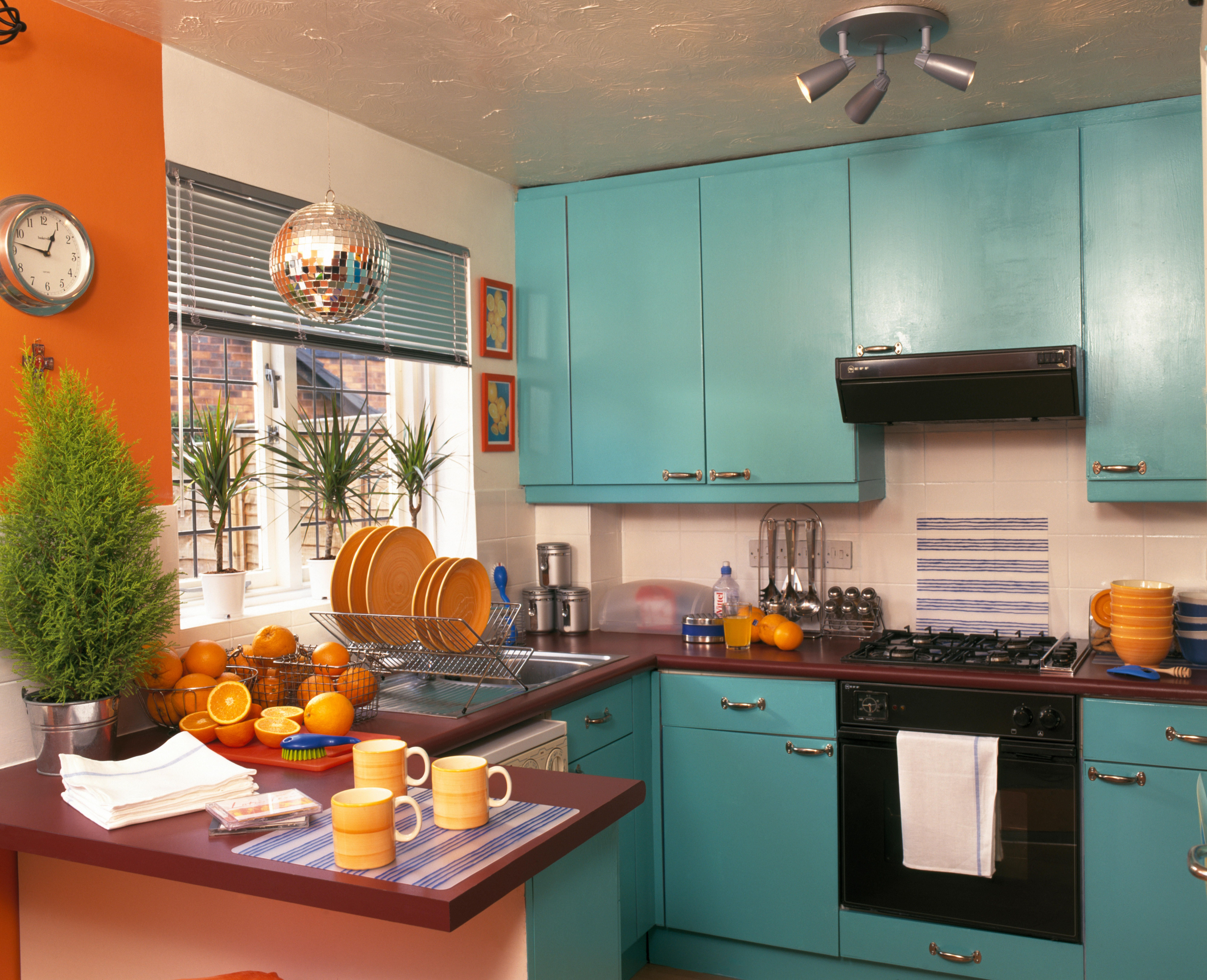 1950s Kitchen Design
