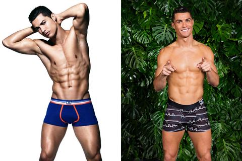 Underpants, Barechested, Briefs, Clothing, Bodybuilder, Muscle, Undergarment, Abdomen, Model, Bodybuilding,
