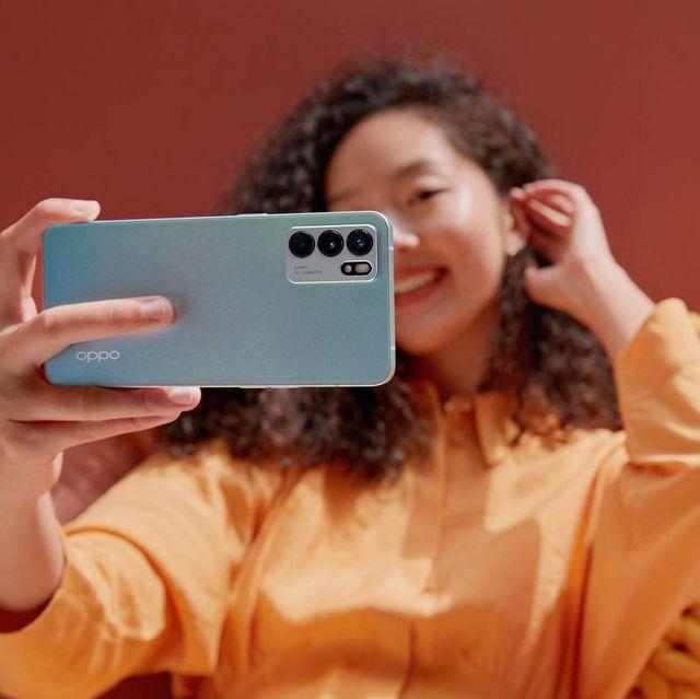 oppo新機reno 6五大亮點一次掌握!「首搭光斑人像、美顏再升級」讓你輕鬆成為人像攝影師
