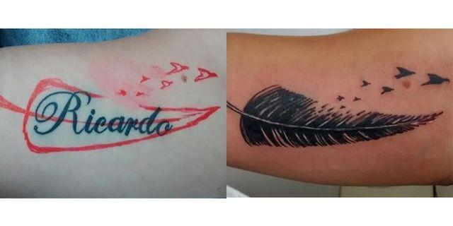 Shoulder Cover Ups Tattoo