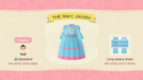 marc jacobs 和 valentino 推出《動物森友會》時裝