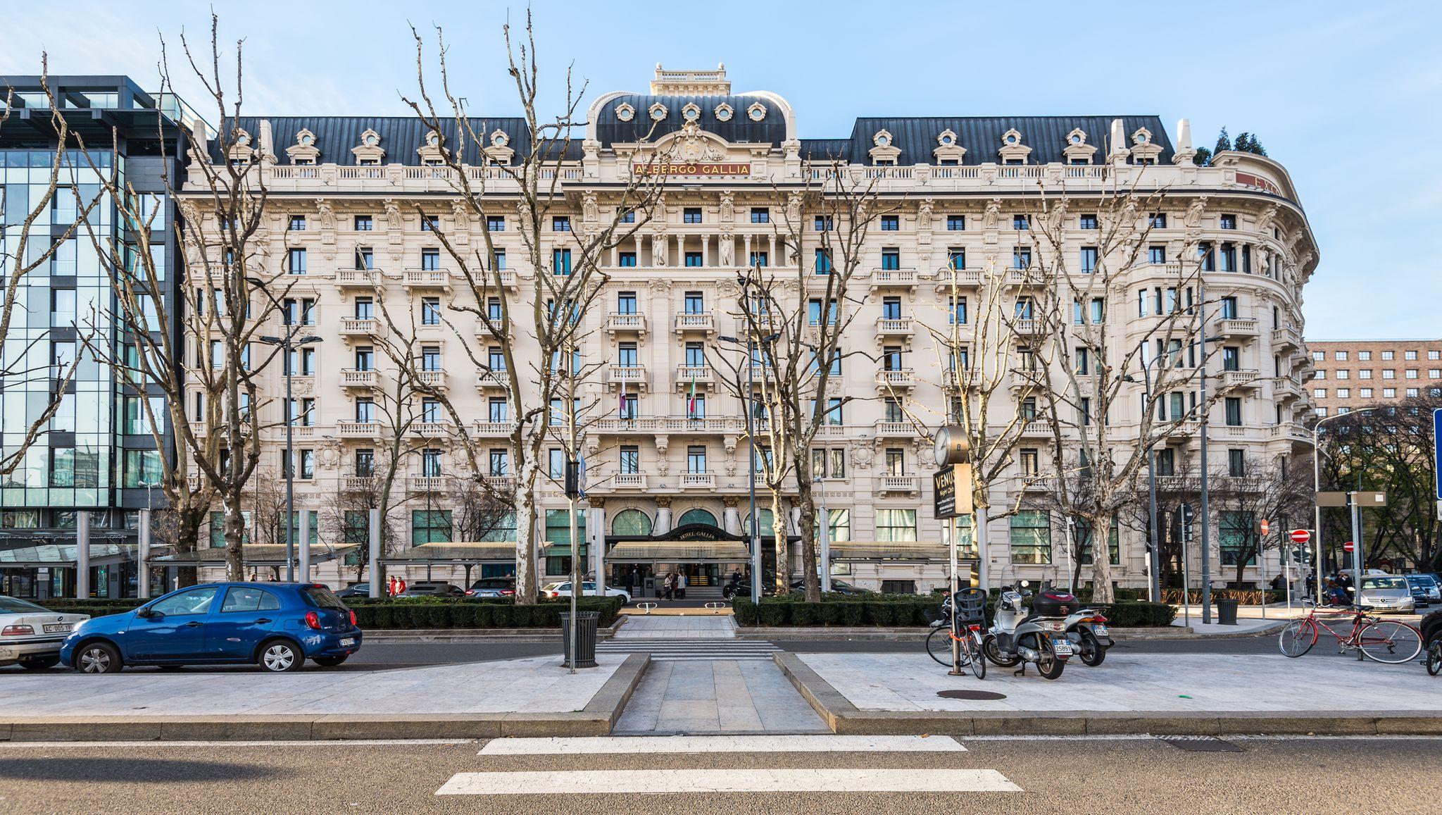 La vera storia del primo hotel che si incontra a Milano