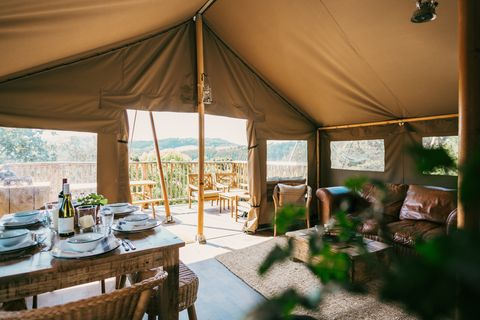 Best new glamping spots in the UK for 2020