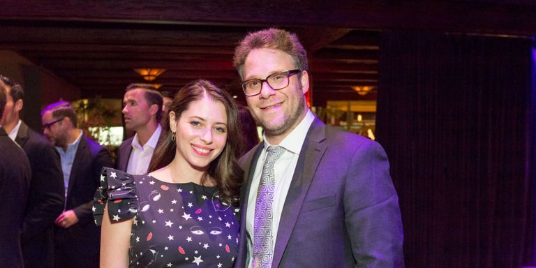 Seth Rogen And His Wife Spent More Than $21,000 On Postmates In The Past 5 Years - Delish