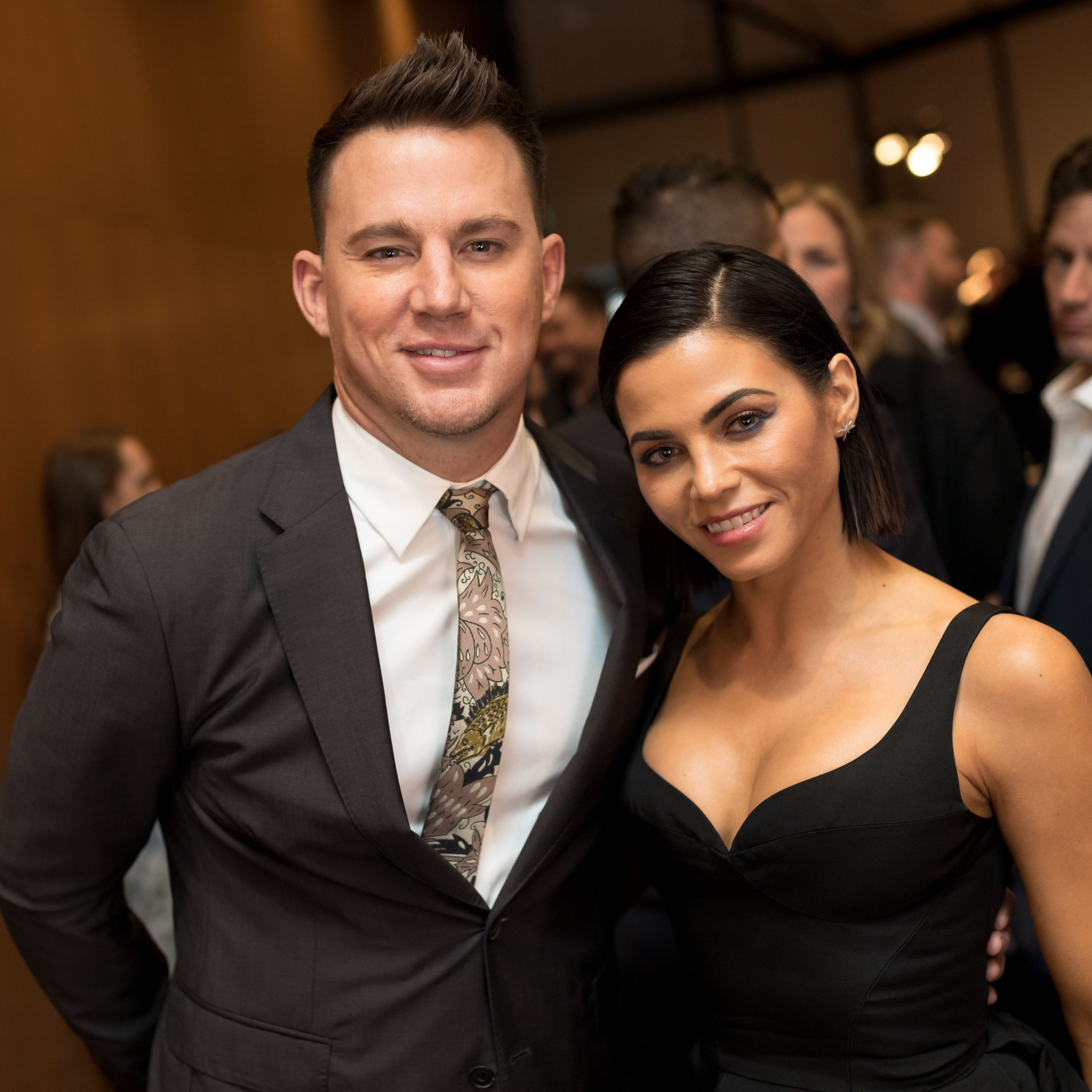 """Channing Tatum and Jenna Dewan Channing and Jenna always seemed solid, so it was a surprise to fans when the couple announced in 2018 that they were separating. """"We have lovingly chosen to separate as a couple,""""  they said in a joint statement on Instagram ."""