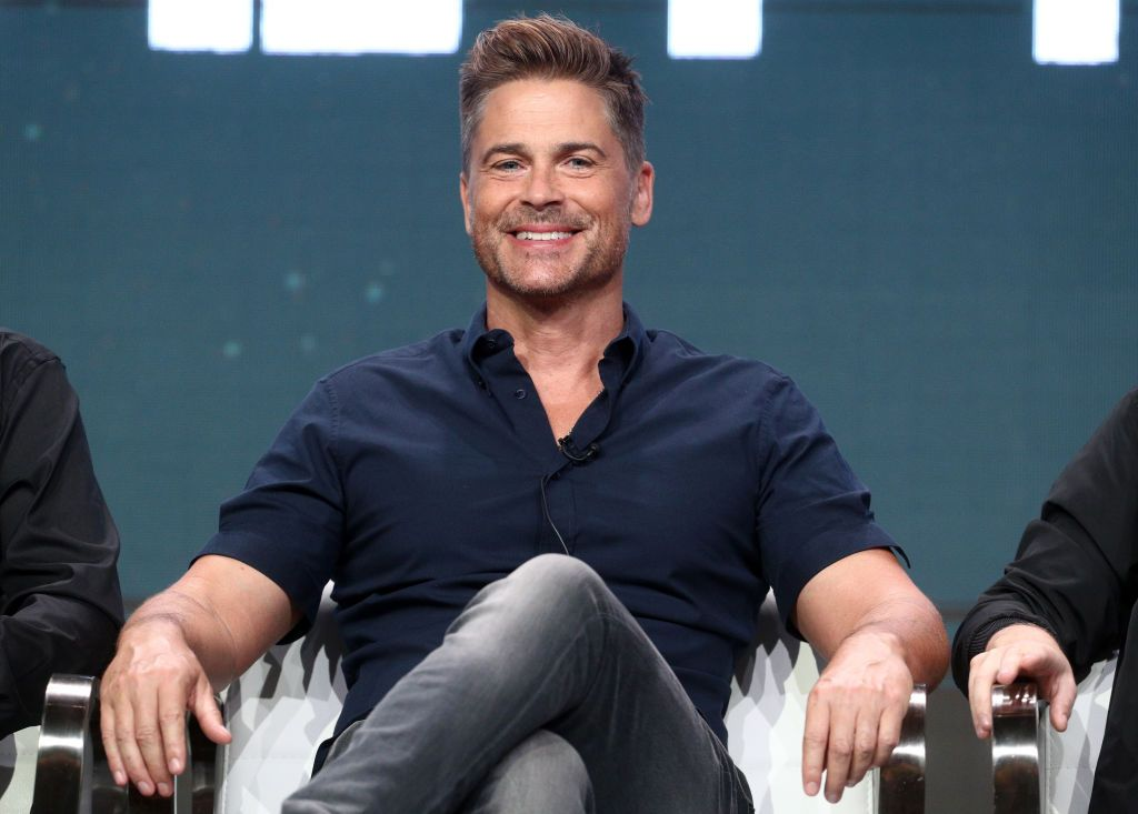 Rob Lowe Shared How He's Staying Fit and Healthy in His 50s