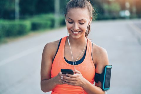 'Runners high' can help decrease symptoms of depression and anxiety.