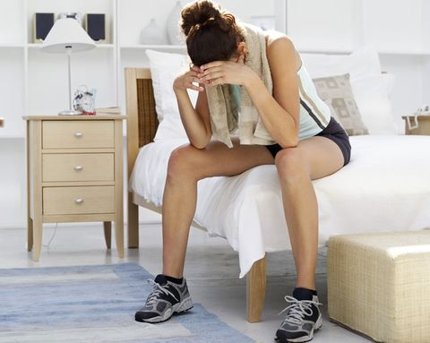 Is It Okay to Work Out When You Feel a Cold Coming On?