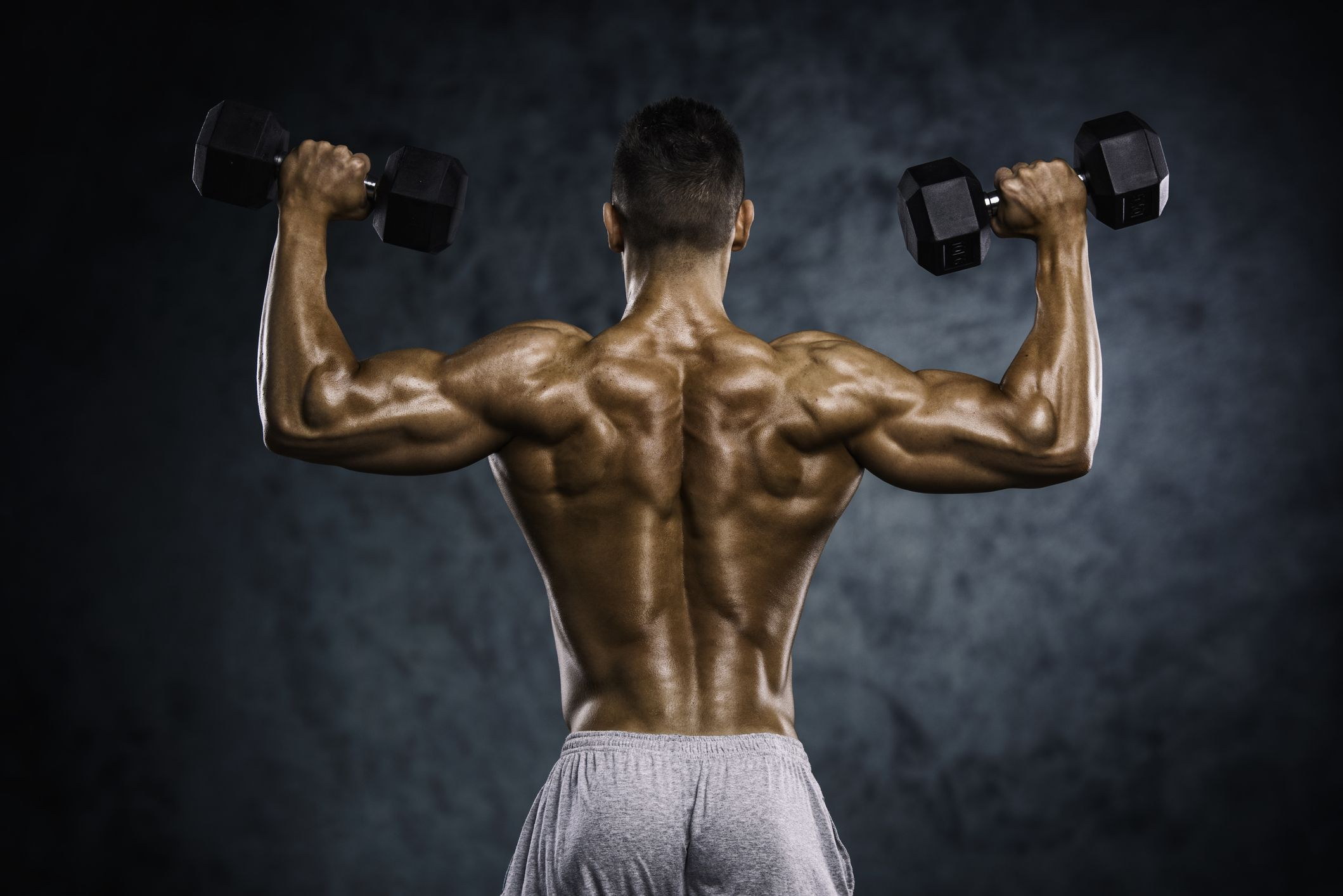 10 Ways To Smoke Your Back With Just Dumbbells