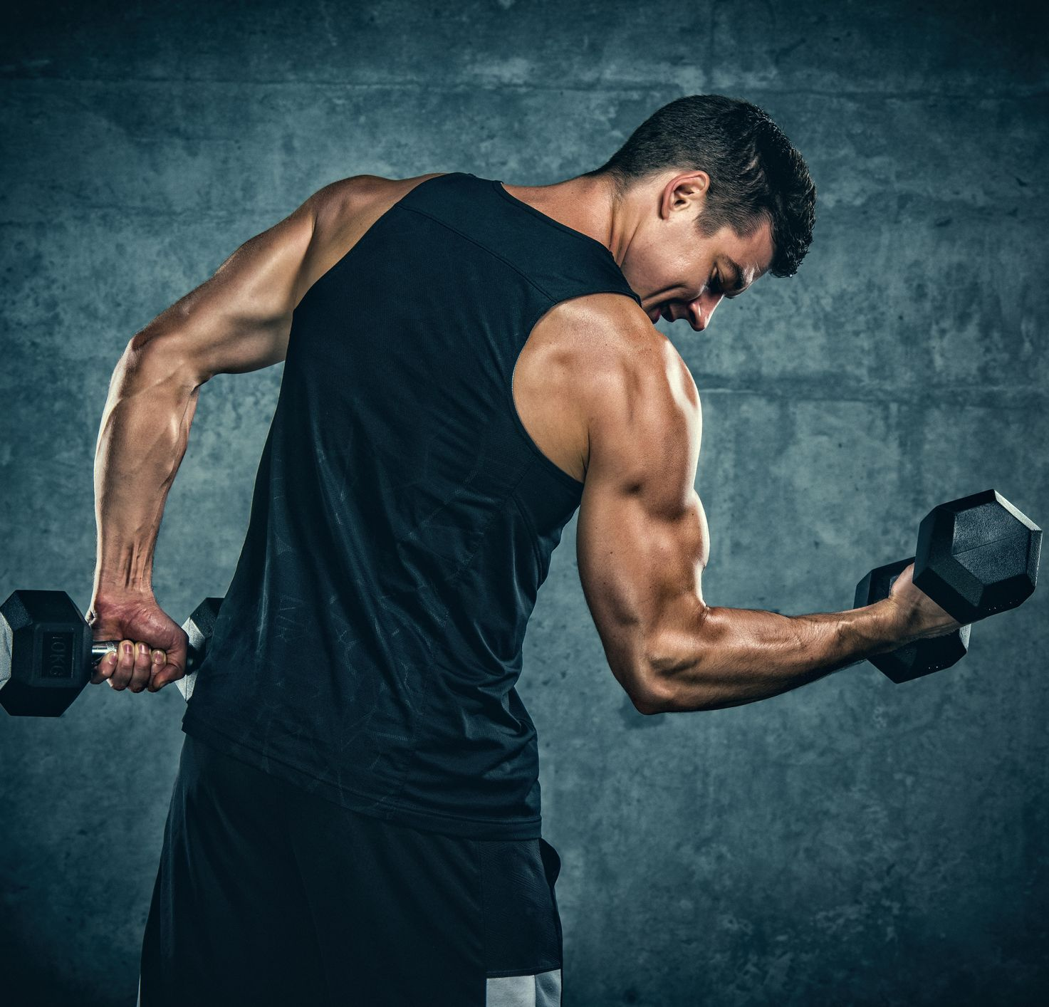How You Can Train With Nothing But a Set of Dumbbells