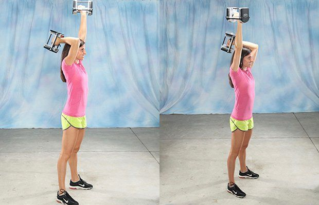 4 Ways To Get Seriously Toned Triceps