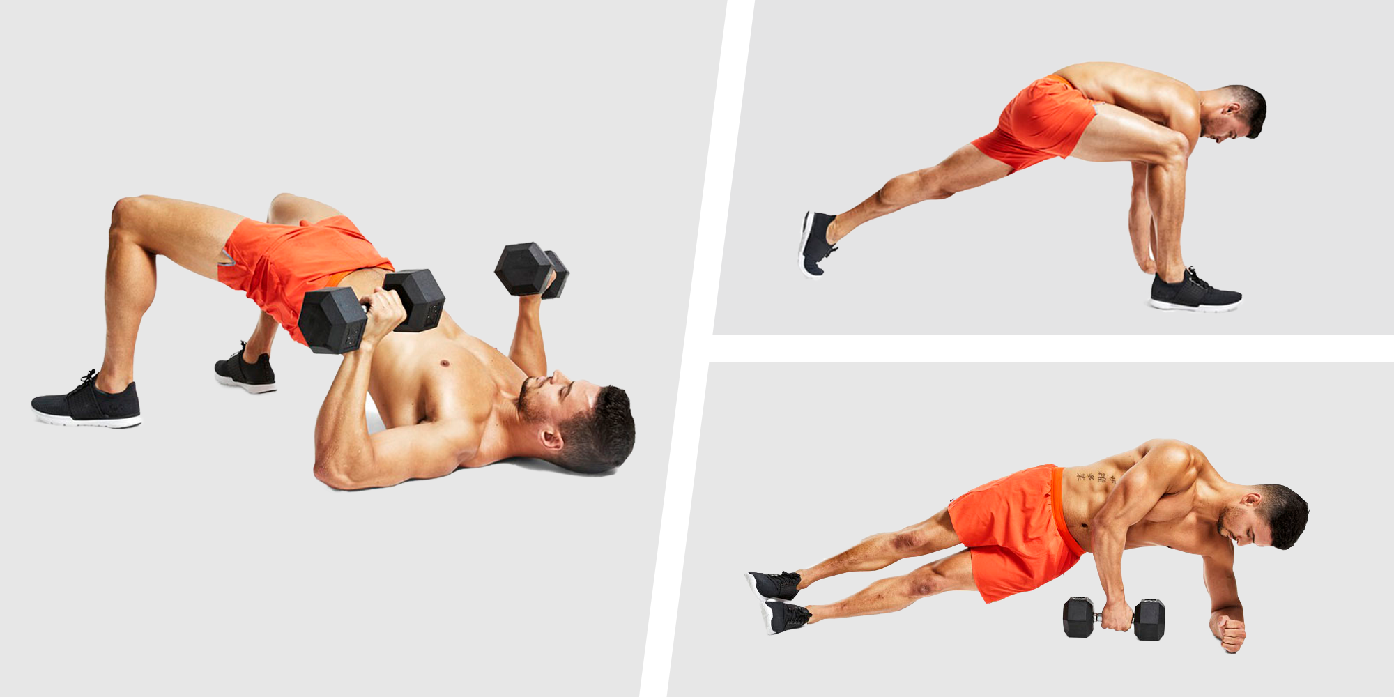 The 4-Week Total Body Workout Will Help You Start 2020 Right