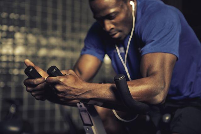 exercising class