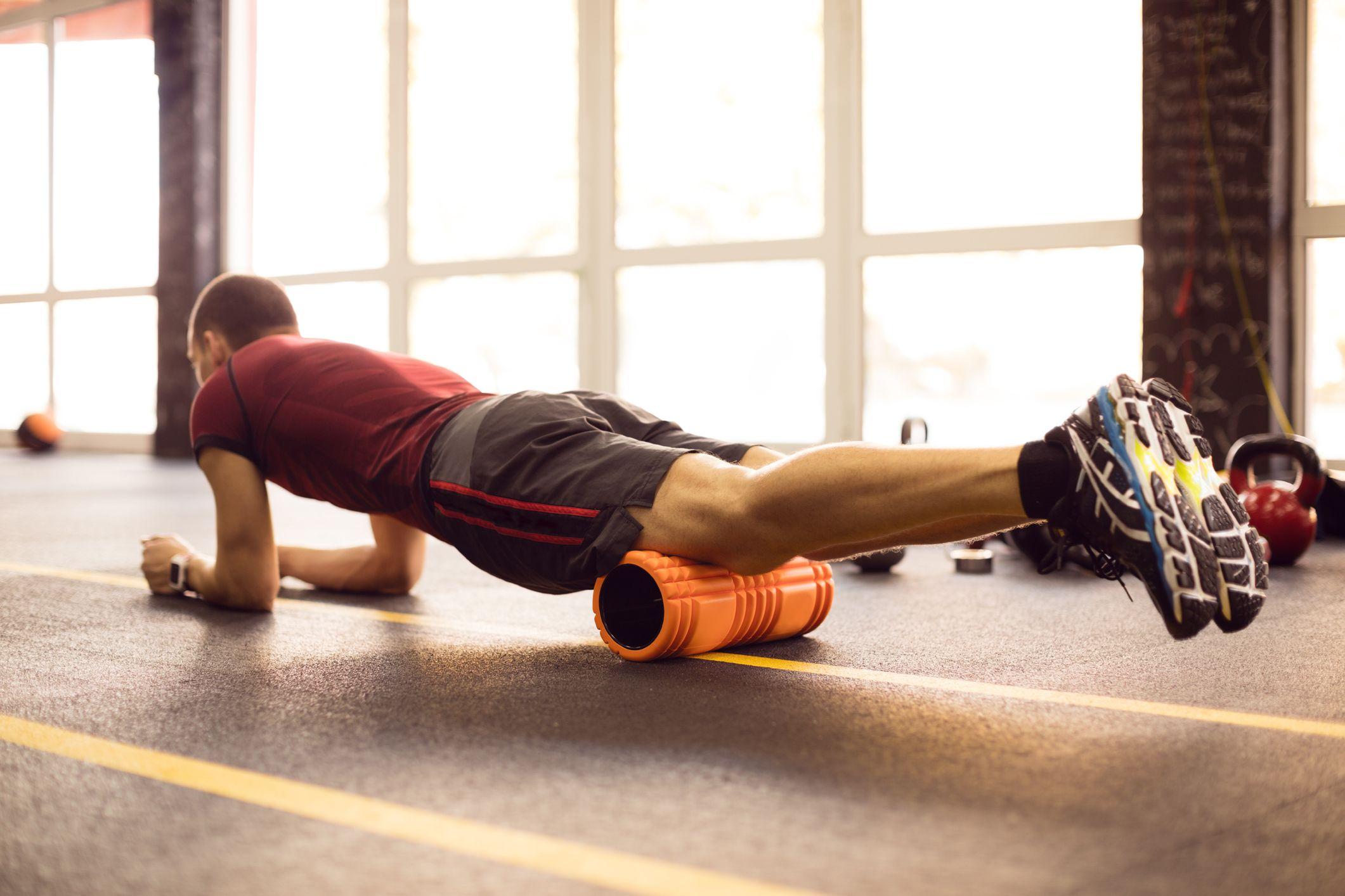 Foam roller: esto es lo que dice la ciencia sobre los beneficios en el runner