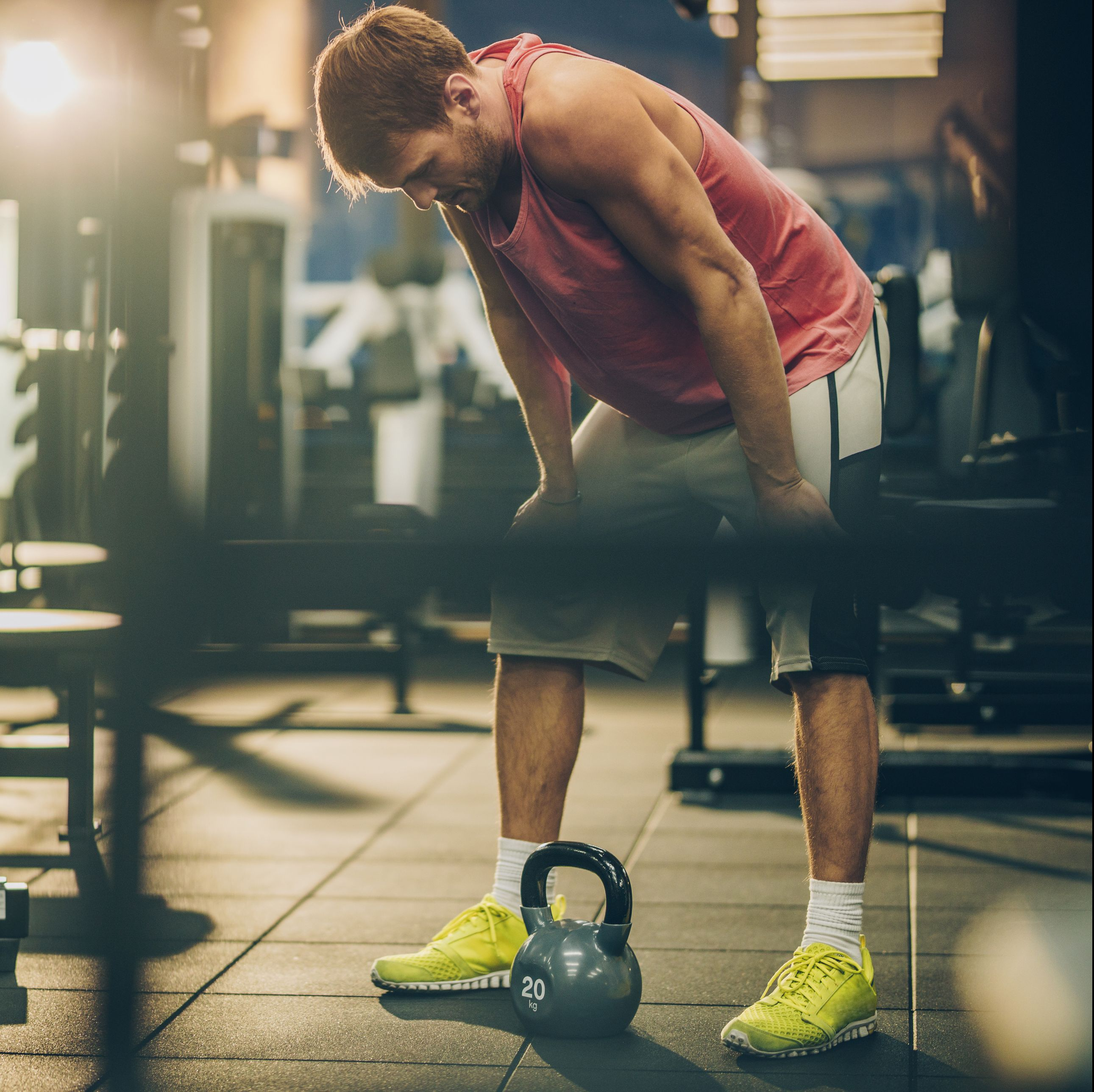 4 Signs You're Losing Muscle, Not Fat