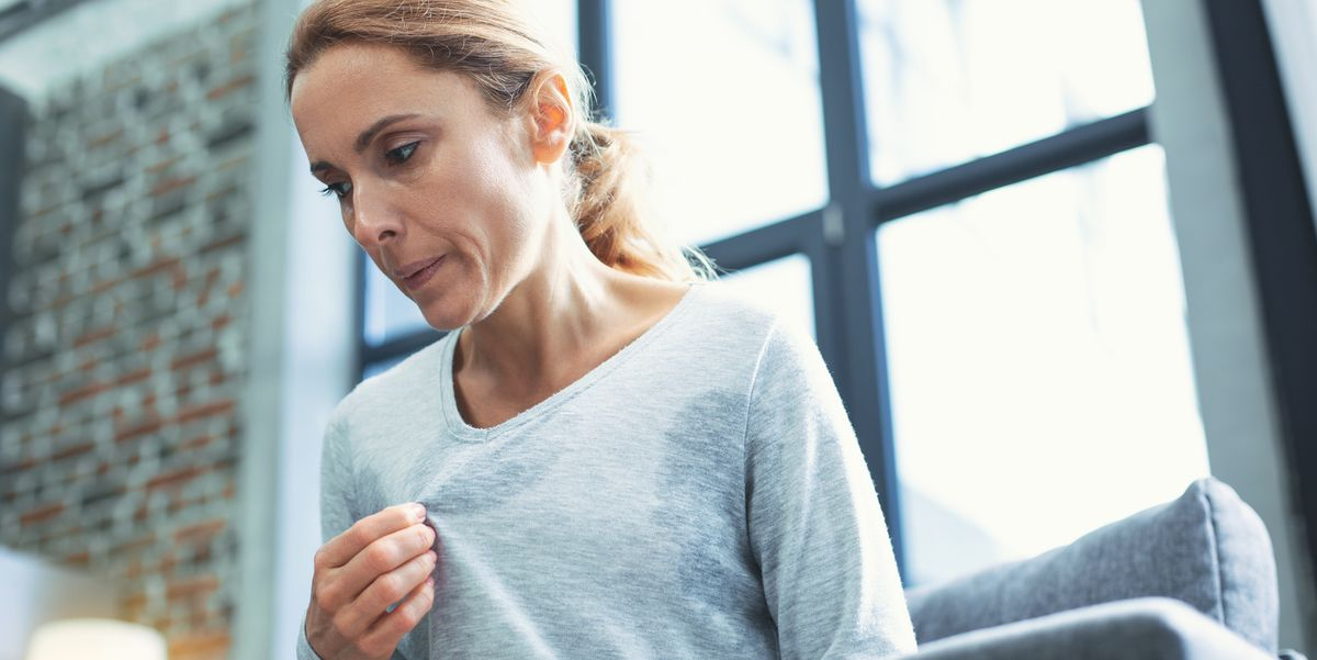 Your Hot Flashes May Have Nothing to Do With Menopause