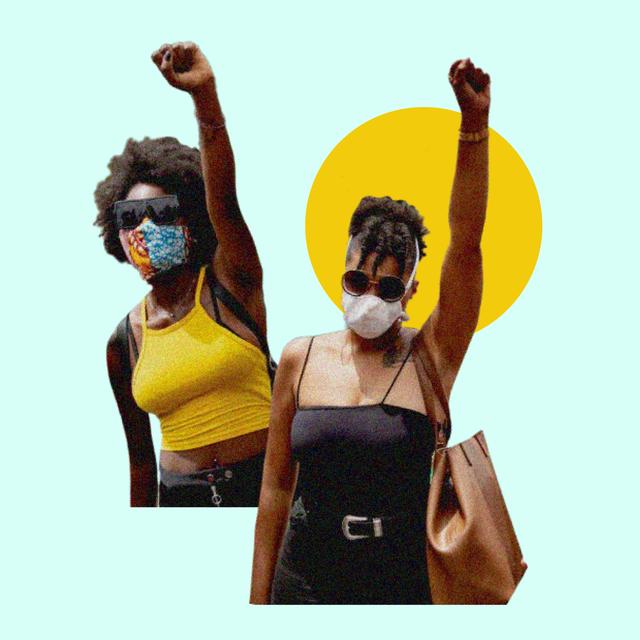 Listen When Black Women Speak Backpack