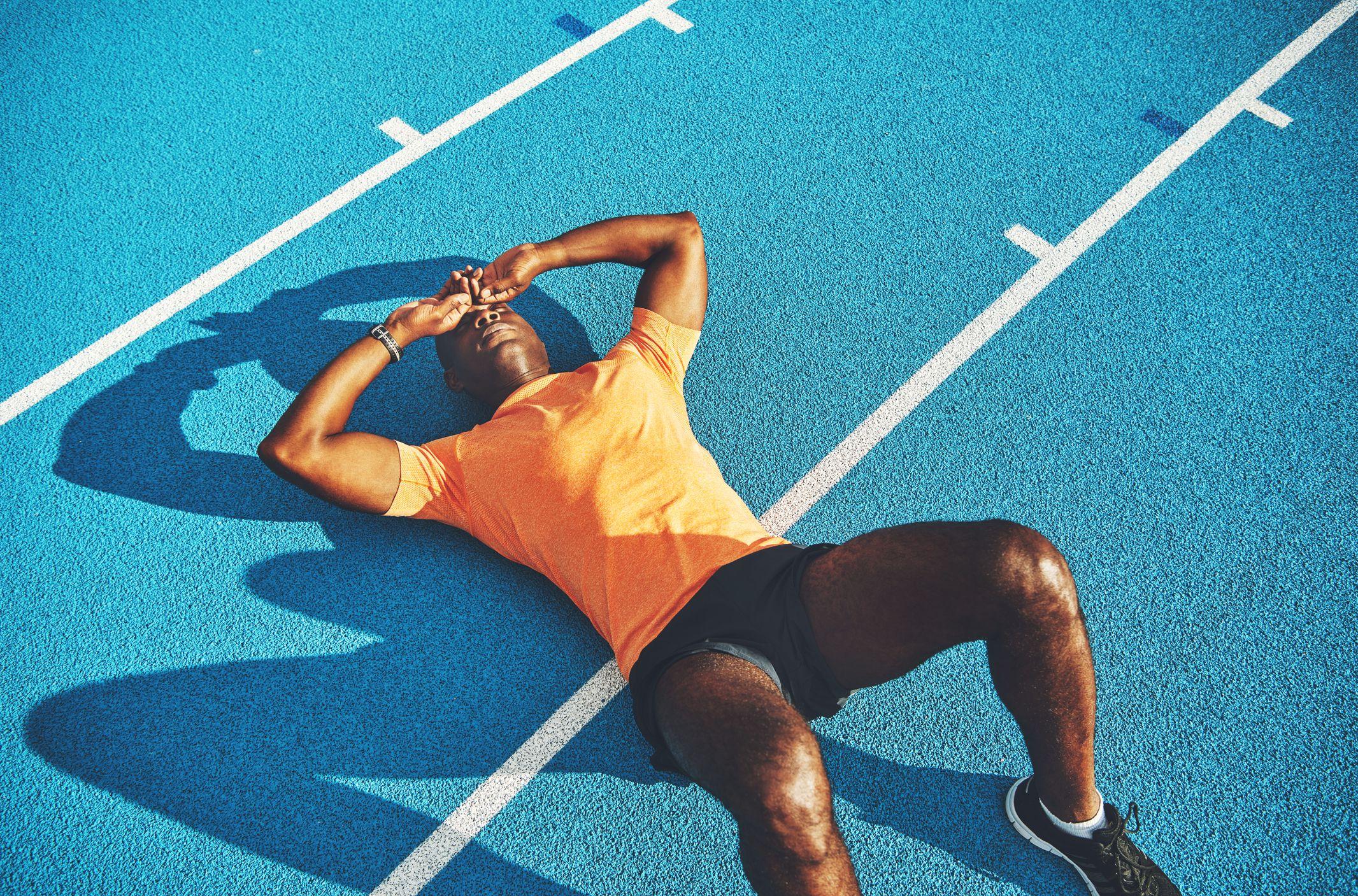 Descanso Entre Entrenamientos Por Qué Debes Descansar Para Correr Mejor
