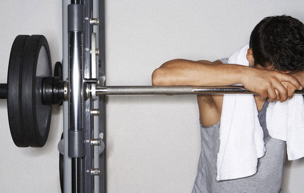 Why Too Many Intense Training Sessions Can Leave You In Worse Shape