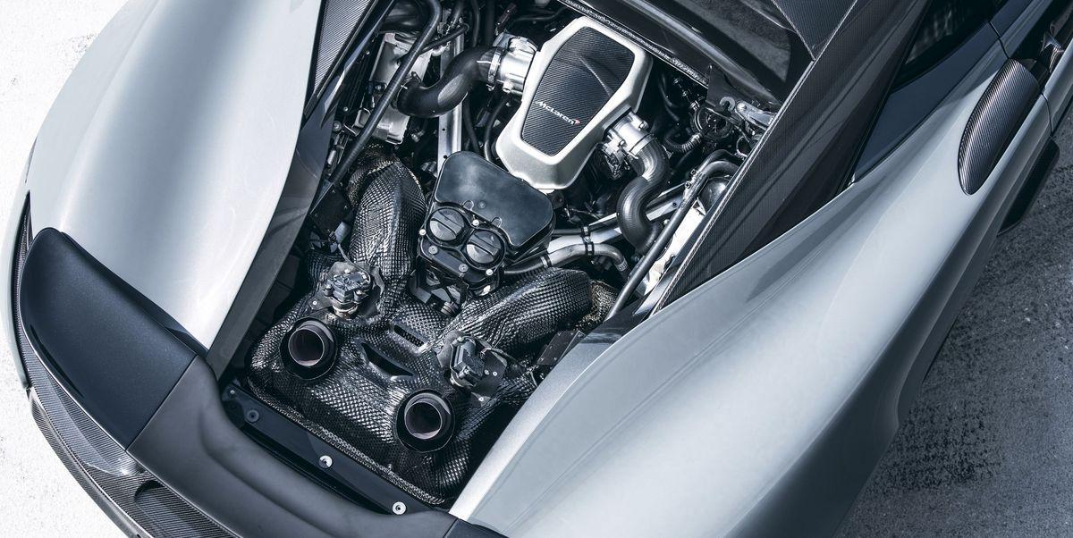 Tokyo Drift Mustang >> McLaren's Top-Exit Exhaust Performance Benefits Explained