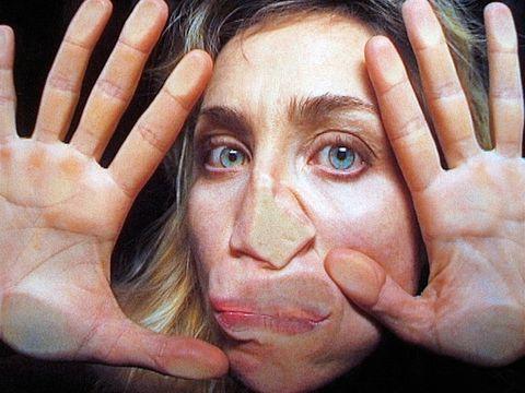 pipilotti rist, open my glade still, 2000