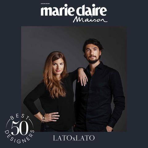 giacomo maestri, latoxlato, best 50, marieclaire maison italia, aprile 2021