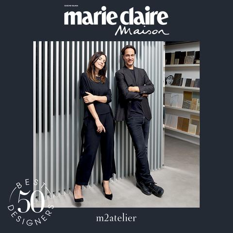lorenzo pennati, m2atelier, design, best designer 50, marieclaire maison italia, design, aprile 2021