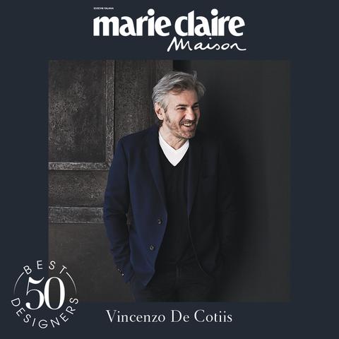 joachim wichmann, vincenzo de cotiis, design, best designer 50, marieclaire maison italia, design, aprile 2021