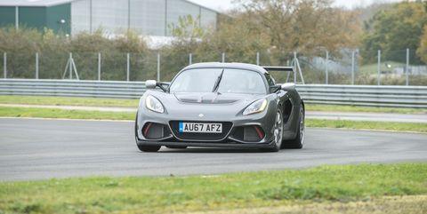 Land vehicle, Vehicle, Car, Supercar, Sports car, Automotive design, Performance car, Race track, Coupé, Lotus exige,