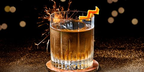 Drink, Alcoholic beverage, Distilled beverage, Black russian, Liqueur, Beer cocktail, Hot buttered rum, Rusty nail, Cocktail,