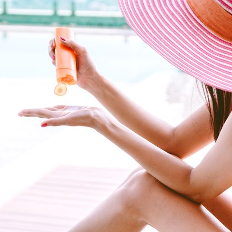 What the numbers on suncream actually mean
