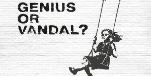 Exposición Banksy en Madrid