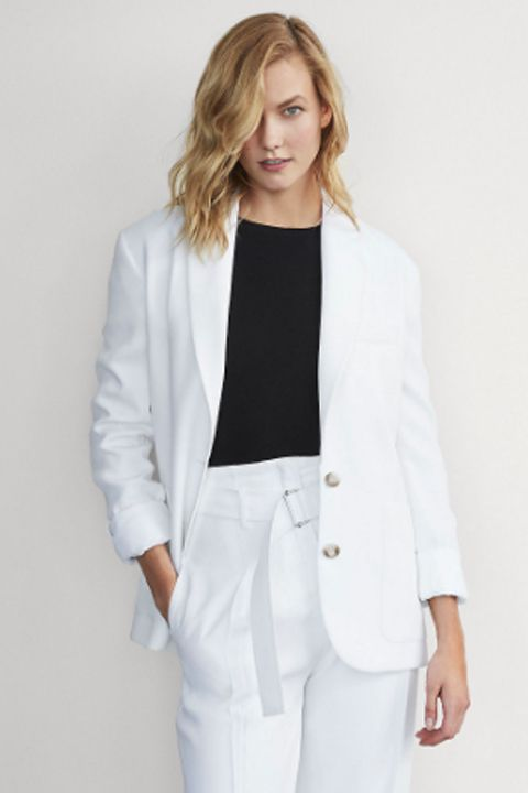 express white blazer