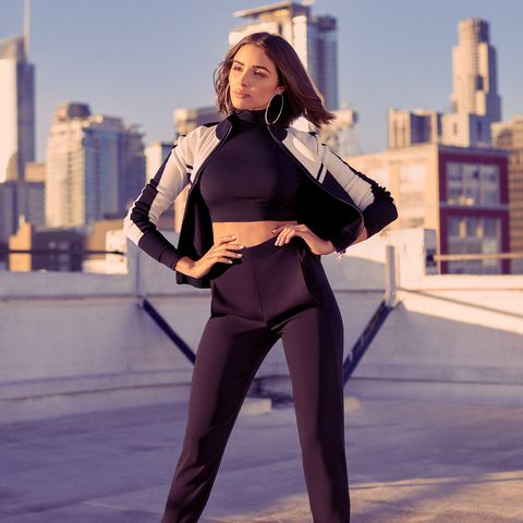 7bc43ad7a0 Olivia Culpo s Collection for Express Is Full of Spring-Ready Essentials