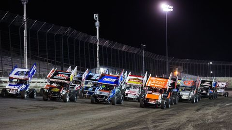 world of outlaws,