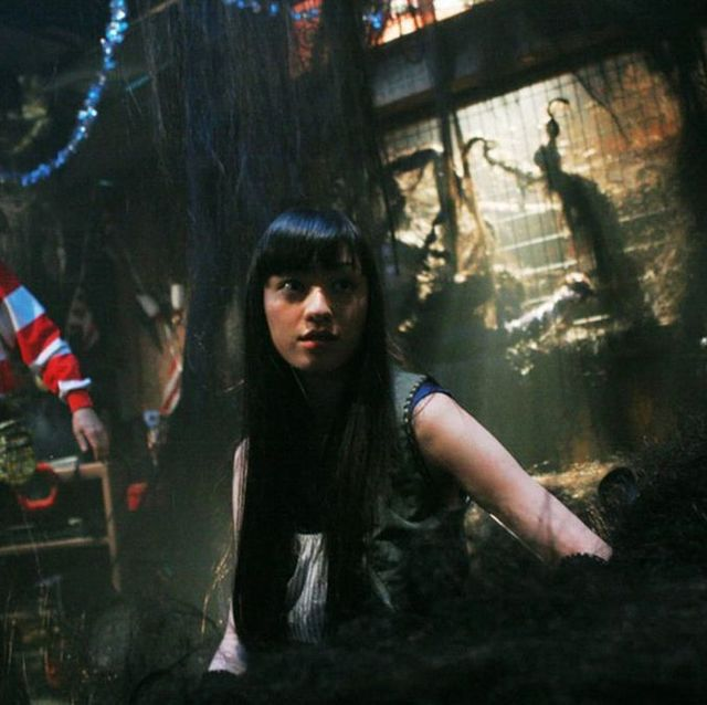 exte hair extensions japanese horror movie