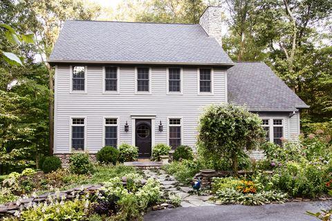 new build farmhouse