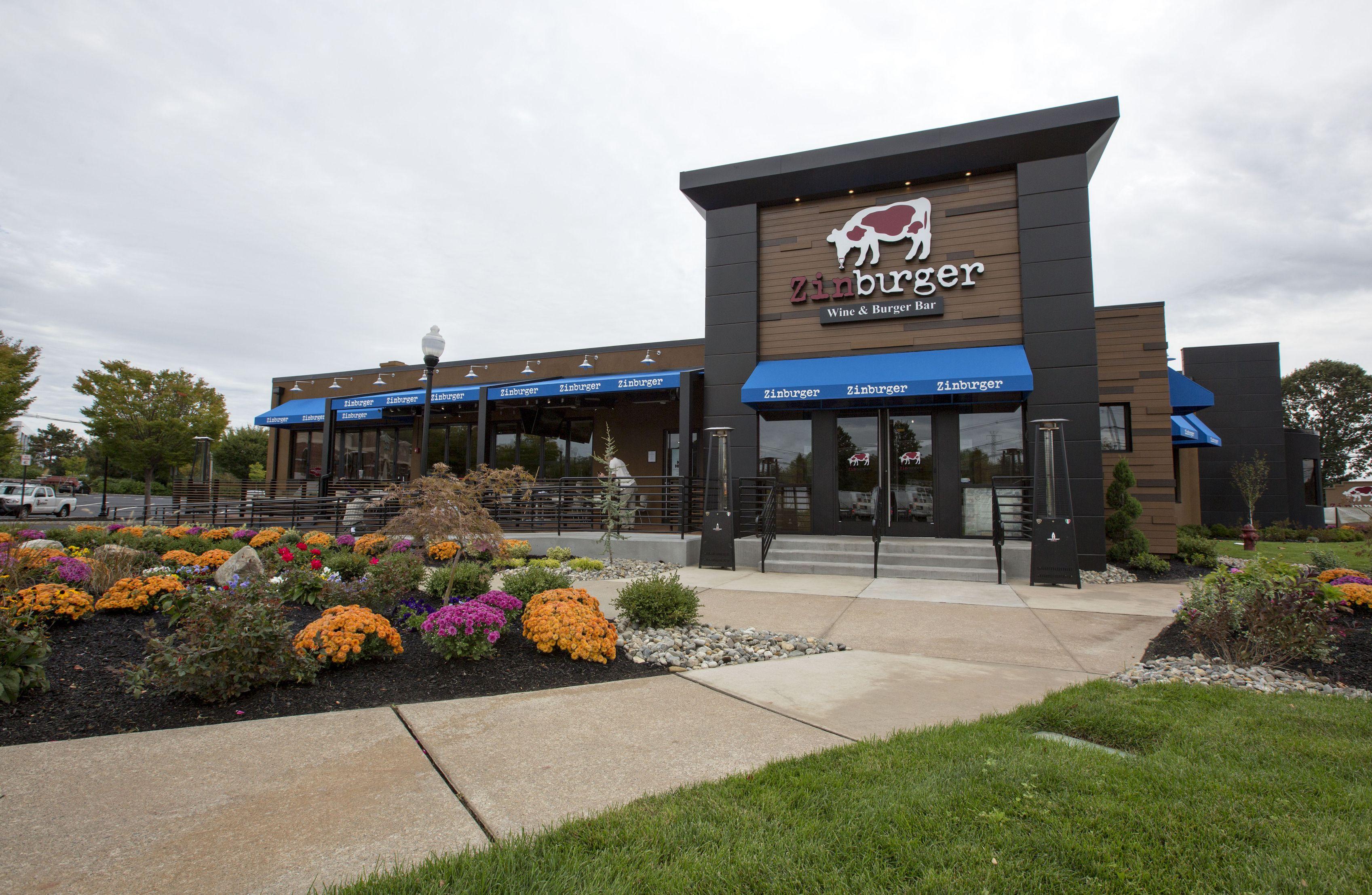 ZinBurger Wine & Burger Bar