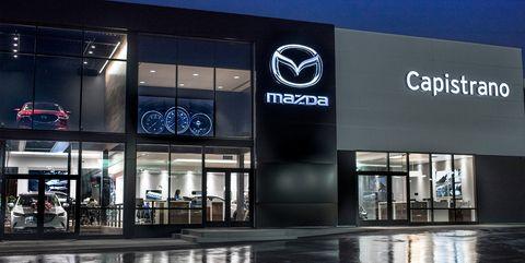 Mazda dealership Capistrano