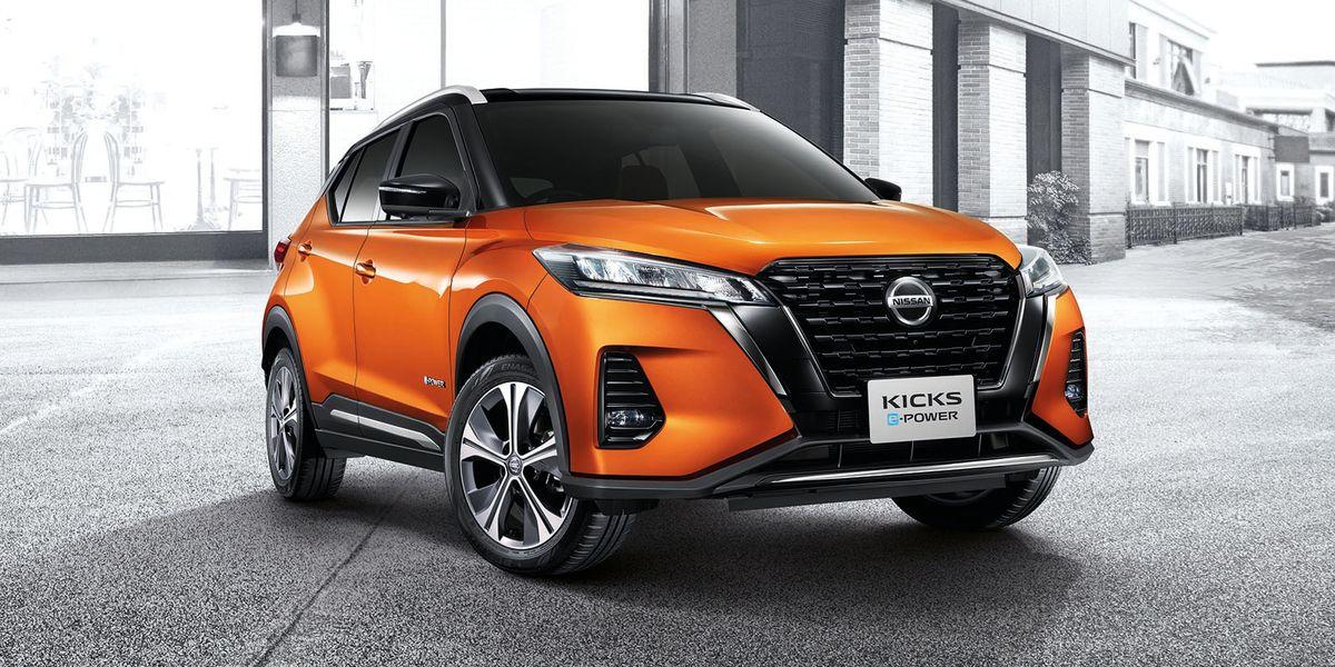 2021 Nissan Kicks Styling Update Previewed By Global Model