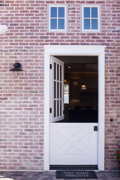 20 Charming Dutch Doors Exterior And Interior Half Door