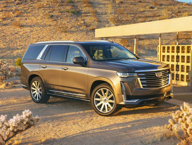 2021 Cadillac Escalade What We Know So Far