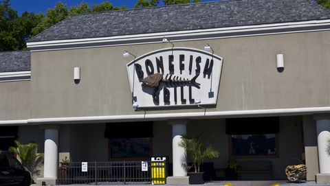 Exterior of a Bonefish Grill II