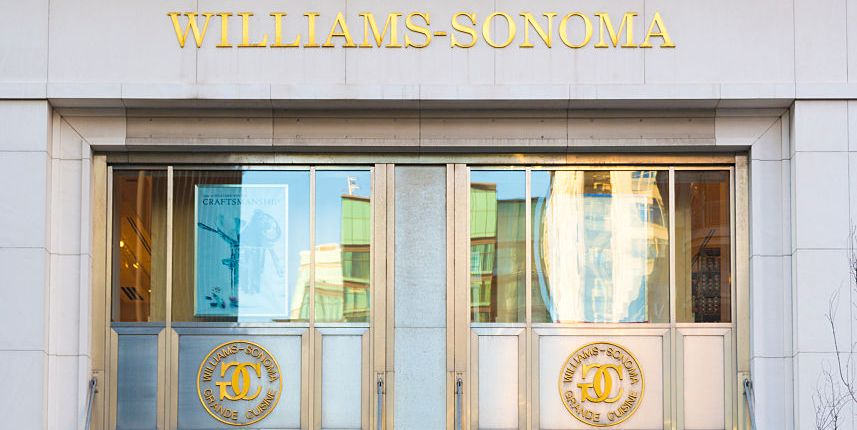 Williams-Sonoma Is Hiring 3,500 Work-From-Home Positions