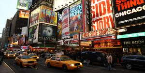 """""""West Side Story"""" Broadway Opening Night"""